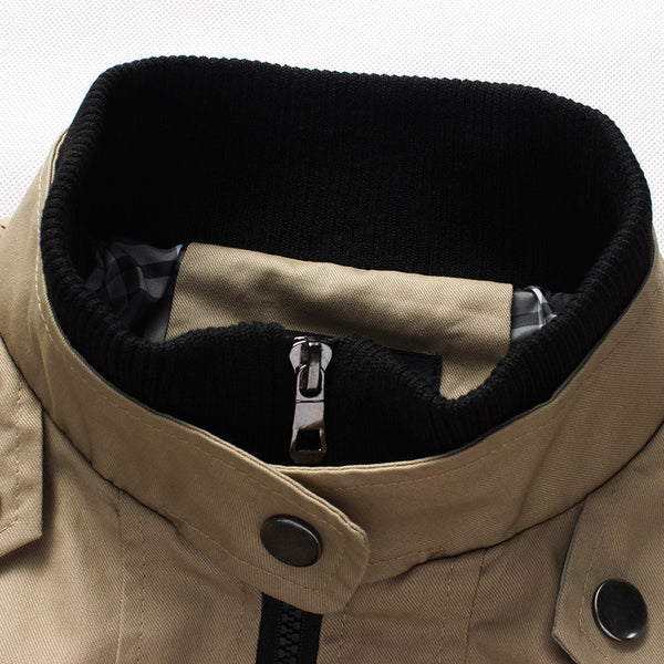 Autumn Male Casual Jacket