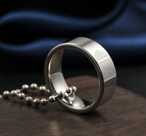 Deadpool Stainless Steal Ring