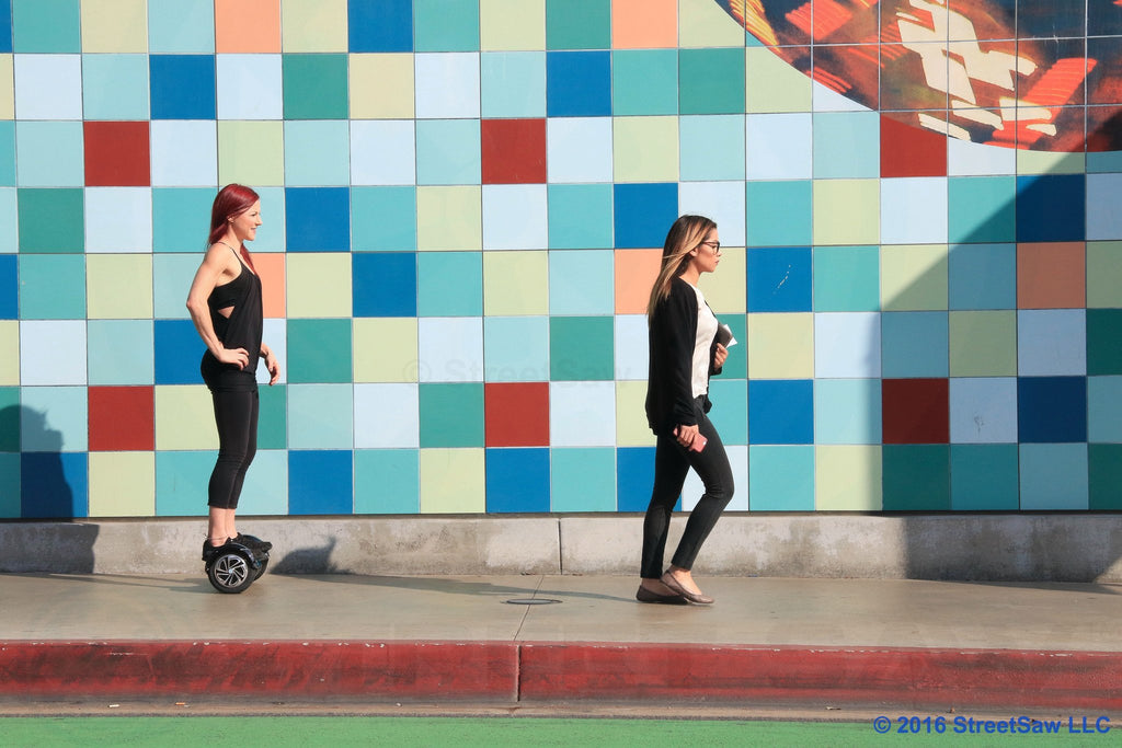 How Hoverboards are Changing Personal Transportation Forever