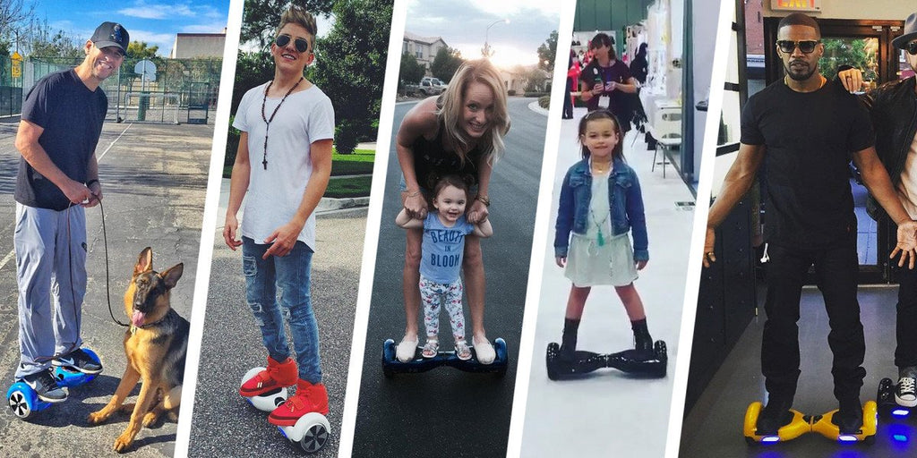 Celebrities are Making Hoverboards Extremely Popular; and Here's Why