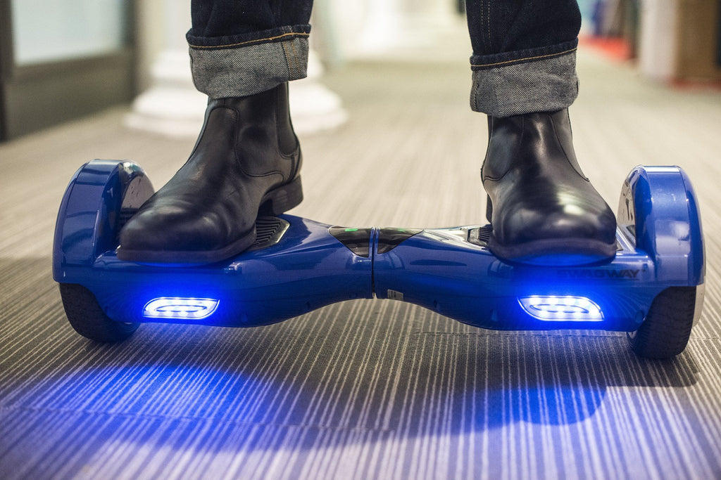 Why You Should Consider Using a Hoverboard at the Office
