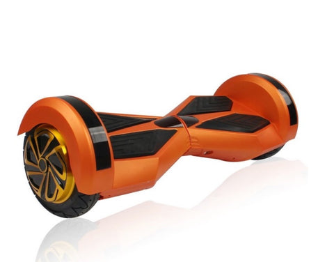 White 8 Inch Hoverboards