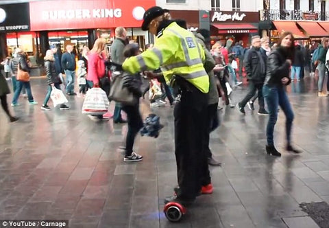Are Hoverboards Legal in the UK