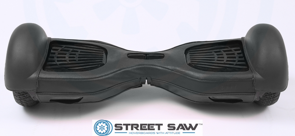 Black Hoverboard Cover