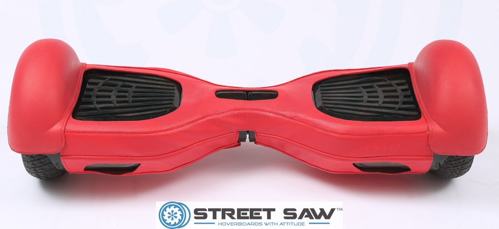 Red Hoverboard Cover