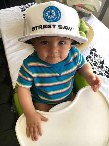 StreetSaw Baby Hat