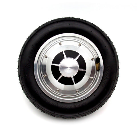 Image of Replacement Wheel, Motor, & Tire for 10 Inch Hoverboards