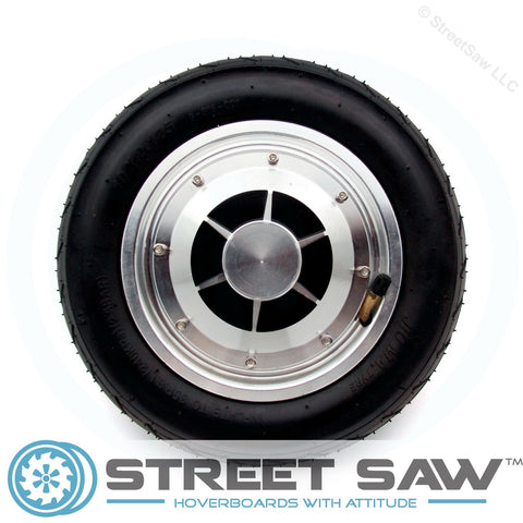 Image of 10 Inch Hoverboard Motor, Tire, and Tube