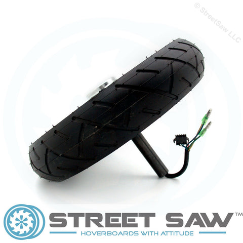 Image of 10 Inch Hoverboard Tire & Motor