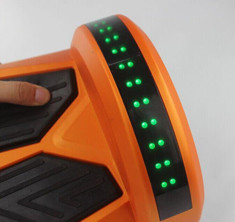 Image of 8 Inch Bluetooth Hoverboard LED Lights