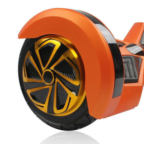 Image of 8 Inch Hoverboard Gold Wheels