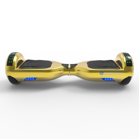 DailySaw™ 6.5 Inch Hoverboard with Bluetooth + LED