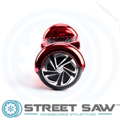 DailySaw 6.5 Inch Hoverboard by StreetSaw™
