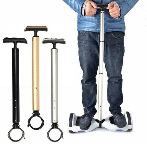 Hoverboard Handlebar Balance Stick Attachment (Cheap, Adjustable)