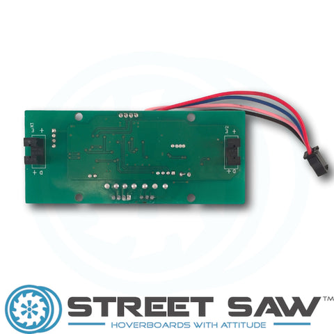 Back of Replacement Balance Sensor for Hoverboard