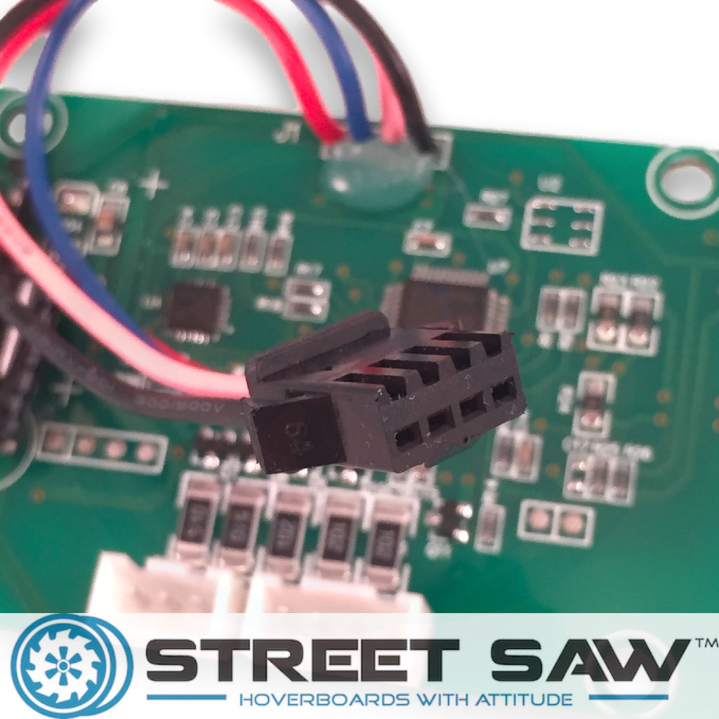Hoverboard Balance Sensor Wiring Harness