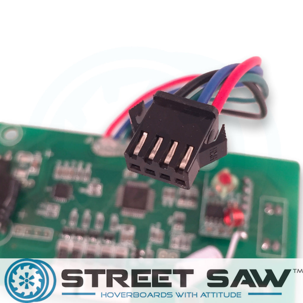 Hoverboard Balance Sensor Wiring Harness (with Remote)