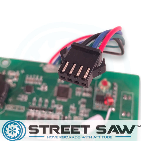 Image of Hoverboard Balance Sensor Wiring Harness (with Remote)