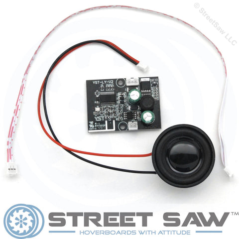 Image of Hoverboard Bluetooth Chip Module and Speaker Add-On