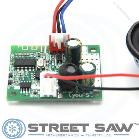 Image of Green Hoverboard Bluetooth Add-on Chip