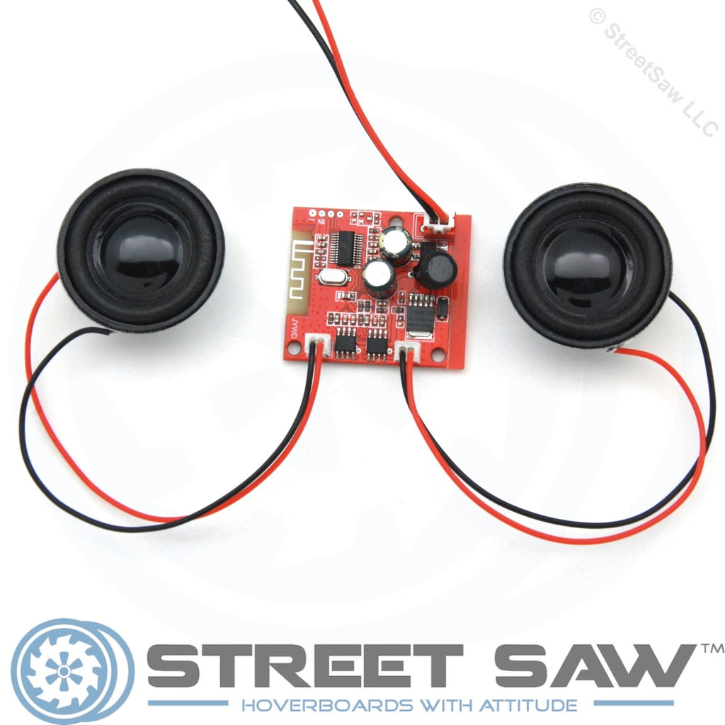 Hoverboard Bluetooth Chip Module and Speaker Add-On