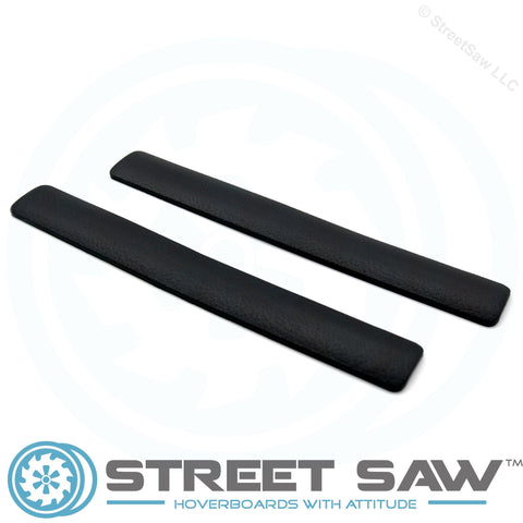Hoverboard Bumpers (2-Pack, Black)