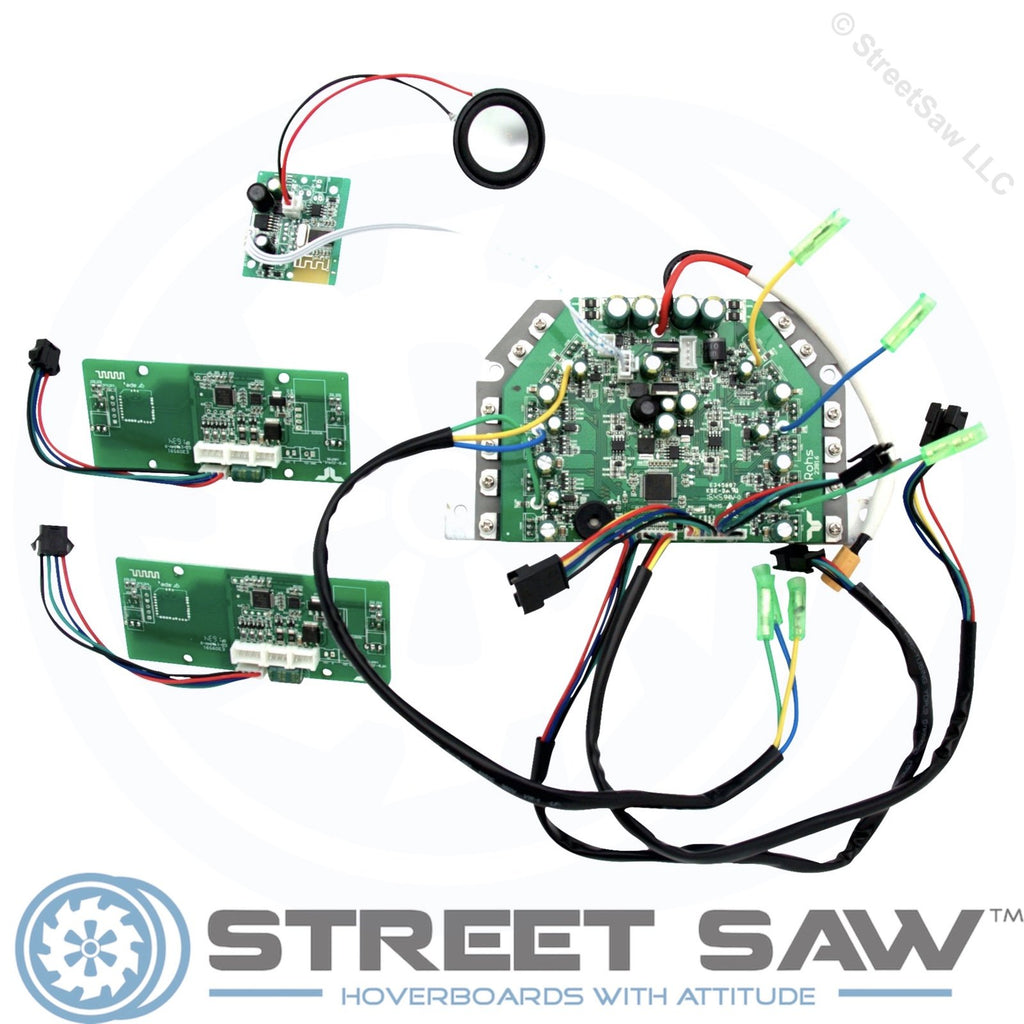 Green Hoverboard Circuit Board Replacement TaoTao