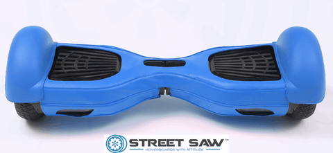 Image of Blue Hoverboard Cover