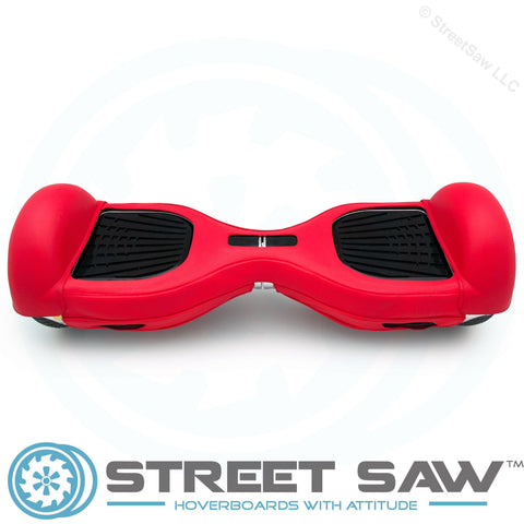 Hoverboard Cover for 6.5 Inch Hoverboards (Top-Quality Leather)