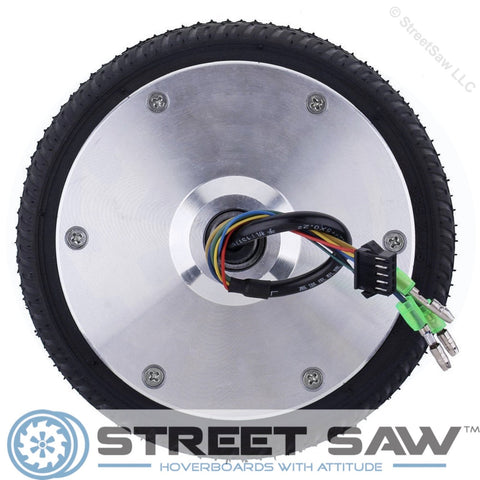 6.5 Inch Hoverboard Motor Replacement Inside