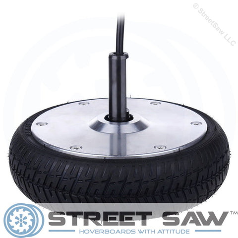 Image of Replacement Wheel, Motor, & Tire for 6.5 Inch Hoverboards