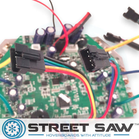Image of Hoverboard Motherboard Replacement (w/ Bluetooth) by StreetSaw™