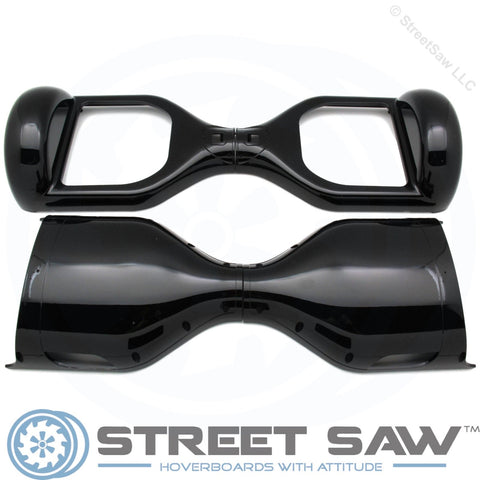 Hoverboard Outer Shell Case Black