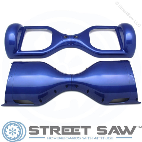 Hoverboard Outer Shell Case Blue