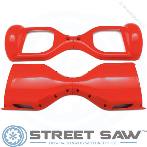 Hoverboard OuterShell Case Red
