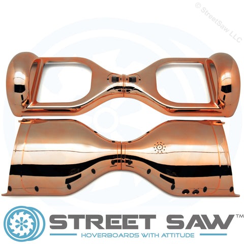 Image of Hoverboard Outer Shell Case Electroplate Bronze
