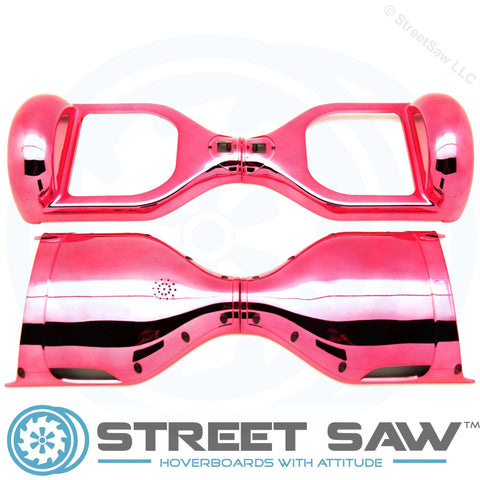 Hoverboard Outer Shell Case Electroplate Pink