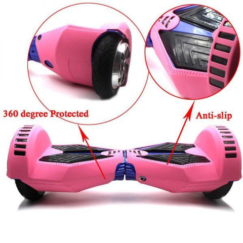 Hoverboard Silicone Covers & Cases
