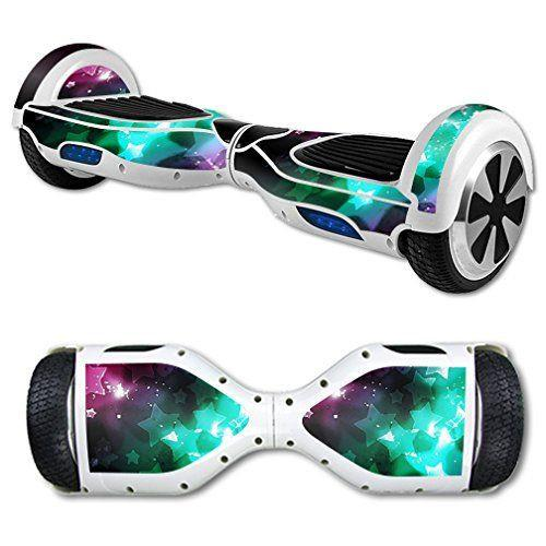 Hoverboard stickers