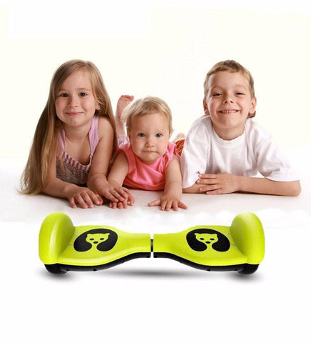 KidSaw Mini Hoverboard for Kids Little Bear (4.5-Inch) by StreetSaw™
