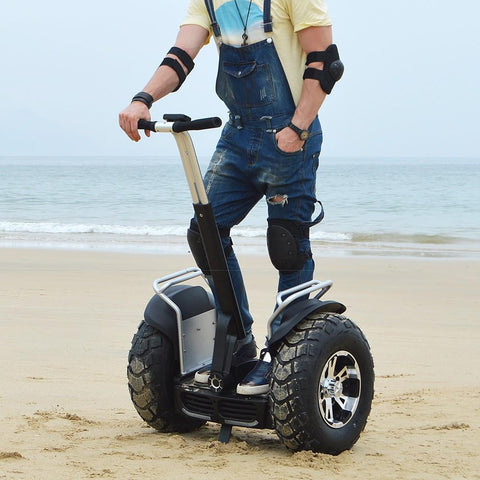 Image of 2 Wheel Off-Road Monster Chariot (like Segway)