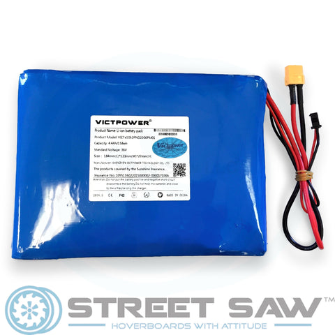 Image of 36v One Wheel Electric Skateboard Battery