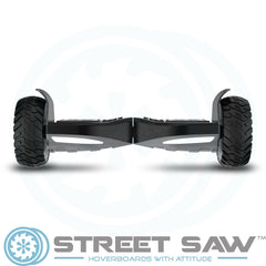 RockSaw Off-Road Hoverboard with Bluetooth (All-Terrain) by StreetSaw™
