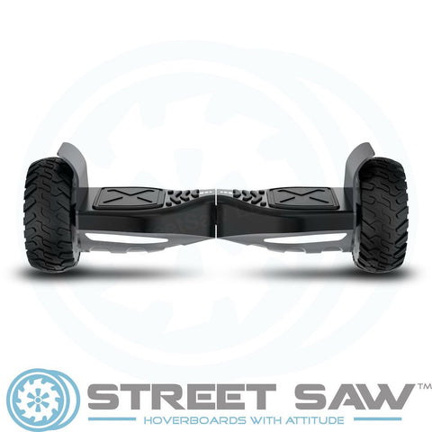 Image of RockSaw Off Road Hoverboard Front