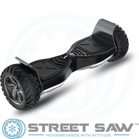 Image of RockSaw Off Road Hoverboard Top Angle