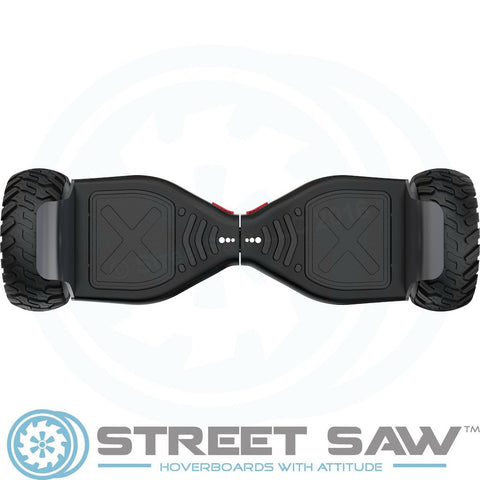 Image of RockSaw Off Road Hoverboard Top