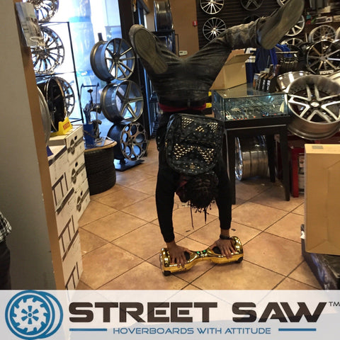 DailySaw 6.5 Inch Hoverboard for Sale by StreetSaw™