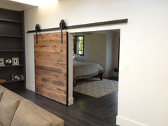 Bedroom Barn Door