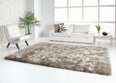 Sheepskin Area Rugs for the modern living room