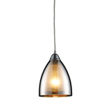 Reflections 1-Light Pendant In Polished Chrome